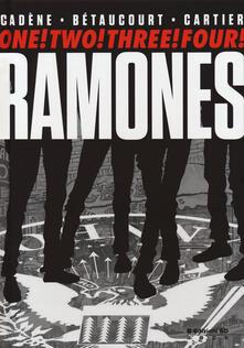 Voluntariadobaleares2014.es One! two! three! four! Ramones Image
