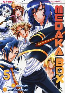 Medaka box. Vol. 5