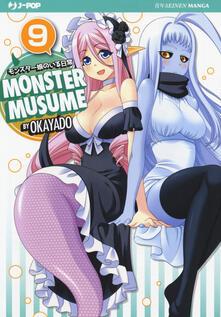 Winniearcher.com Monster Musume. Vol. 9 Image
