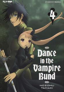 Secchiarapita.it Dance in the Vampire Bund. Vol. 4 Image