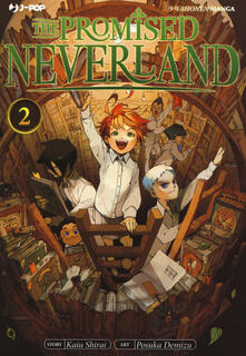 Nicocaradonna.it The promised Neverland. Vol. 2: Controllo Image