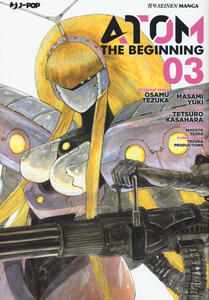Atom. The beginning. Vol. 3