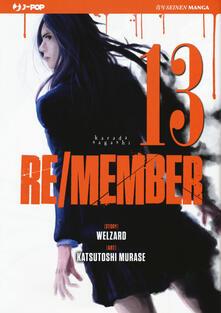 Equilibrifestival.it Re/member. Karada Sagashi. Vol. 13 Image