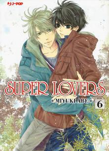 Voluntariadobaleares2014.es Super lovers. Vol. 6 Image