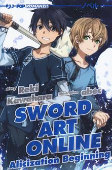 Alicization beginning. Sword art online. Vol. 9.pdf