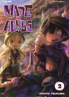Radiosenisenews.it Made in abyss. Vol. 2 Image