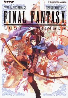 Listadelpopolo.it Final Fantasy. Lost stranger. Vol. 1 Image