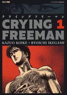 Osteriacasadimare.it Crying Freeman. Vol. 1 Image