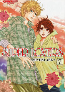 Voluntariadobaleares2014.es Super lovers. Vol. 7 Image