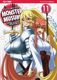 Parcoarenas.it Monster Musume. Vol. 11 Image
