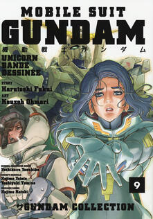 3tsportingclub.it Mobile Suit Gundam Unicorn. Bande Dessinée. Vol. 9 Image