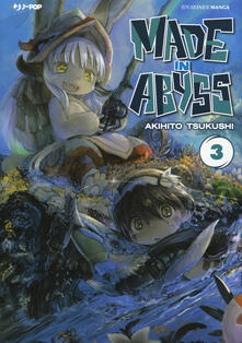 Listadelpopolo.it Made in abyss. Vol. 3 Image