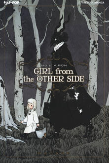 Girl from the other side. Vol. 1 - Nagabe - copertina