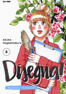 Atomicabionda-ilfilm.it Disegna! Kakukaku Shikajika. Vol. 4 Image