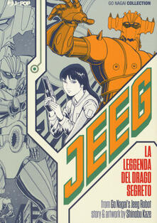 Antondemarirreguera.es Jeeg. La leggenda del drago segreto Image