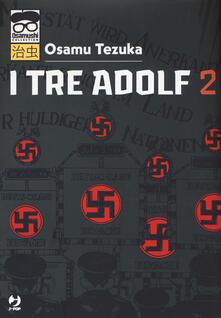 Antondemarirreguera.es I tre Adolf. Vol. 2 Image