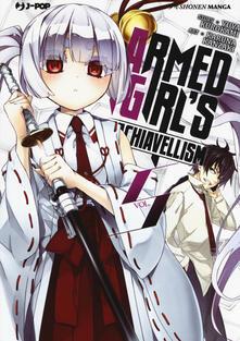 Radiospeed.it Armed girl's machiavellism. Vol. 5 Image