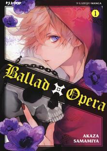 Winniearcher.com Ballad X Opera. Vol. 1 Image