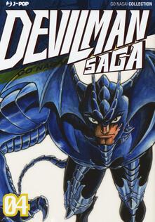 Radiospeed.it Devilman saga. Vol. 4 Image