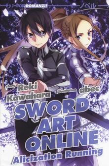 Alicization running. Sword art online. Vol. 10.pdf