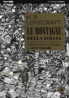 Daddyswing.es Le montagne della follia da H. P. Lovecraft. Vol. 4 Image