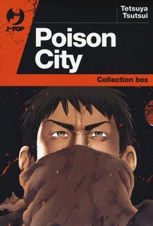 Laboratorioprovematerialilct.it Poison city. Vol. 1-2 Image