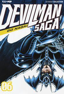 Lpgcsostenible.es Devilman saga. Vol. 6 Image