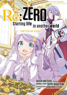 Voluntariadobaleares2014.es Re: zero. Starting life in another world. Truth of zero. Vol. 4 Image
