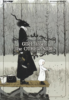 Girl from the other side. Vol. 2 - Nagabe - copertina