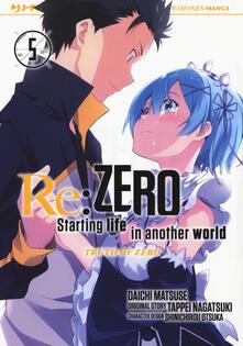 Antondemarirreguera.es Re: zero. Starting life in another world. Truth of zero. Vol. 5 Image