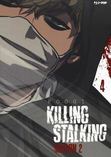 Recuperandoiltempo.it Killing stalking. Season 2. Vol. 4 Image