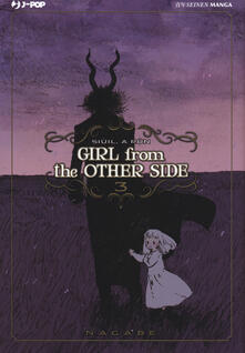 Girl from the other side. Vol. 3 - Nagabe - copertina