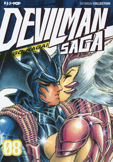Promoartpalermo.it Devilman saga. Vol. 8 Image