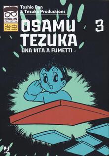 Winniearcher.com Osamu Tezuka. Una vita a fumetti. Vol. 3 Image