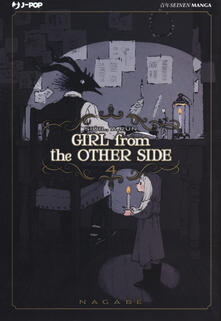 Girl from the other side. Vol. 4 - Nagabe - copertina