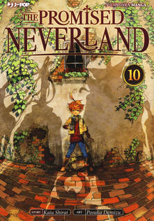 The promised Neverland. Vol. 10: La rivincita.pdf