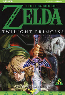 Ipabsantonioabatetrino.it Twilight princess. The legend of Zelda. Vol. 6 Image