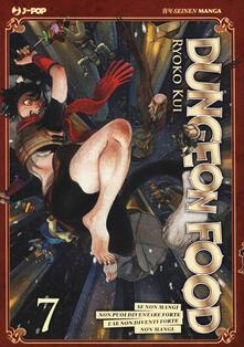 Scacciamoli.it Dungeon food. Vol. 7 Image