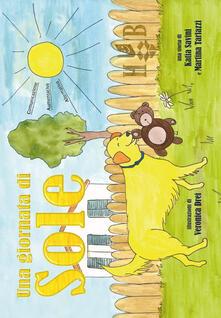 Una giornata di Sole. In CAA (Comunicazione Aumentativa Alternativa). Ediz. a colori.pdf