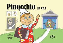 Radiospeed.it Pinocchio in CAA (Comunicazione Aumentativa Alternativa). Ediz. illustrata Image