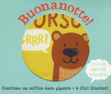 Festivalshakespeare.it Buonanotte! Libro dado. Ediz. a colori. Con Giocattolo Image