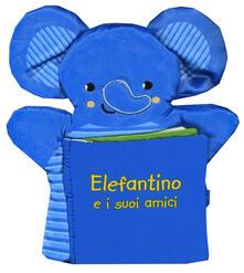 Librisulrazzismo.it Elefantino e i suoi amici. I batuffolibri. Ediz. a colori Image