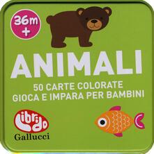 Voluntariadobaleares2014.es Animali. 50 carte domande e risposte Image