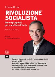 Rivoluzione socialista. Idee e proposte per cambiare l'Italia