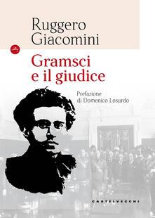 Antondemarirreguera.es Gramsci e il giudice Image