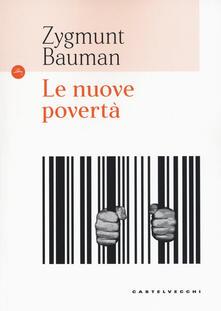 Le nuove povertà - Zygmunt Bauman - copertina