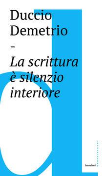 Aboutschuster.de La scrittura è silenzio interiore Image
