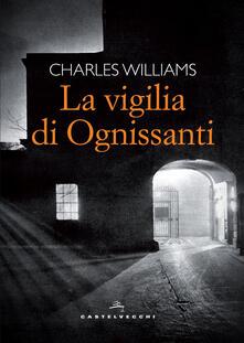 La vigilia di Ognissanti - Charles Williams - copertina