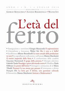 Antondemarirreguera.es L' età del ferro (2018). Vol. 1 Image