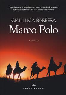 Marco Polo - Gianluca Barbera - copertina